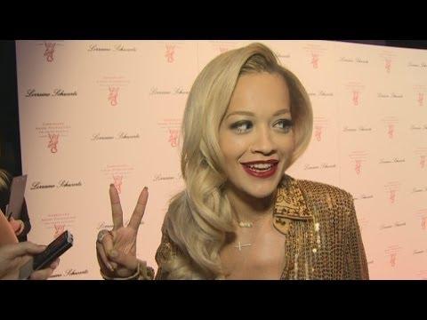 Rita Ora Interview: Battle with boyfriend Calvin Harris