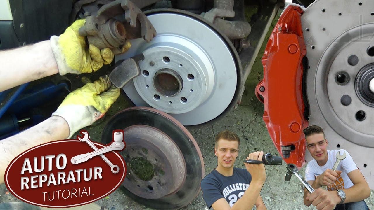 Bremssattel Wechseln Wenn Die Bremszange Fest Sitzt Auto