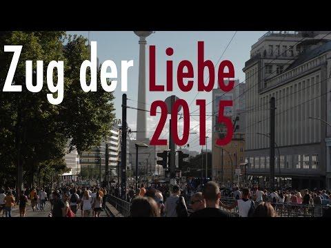 Zug der Liebe - 25.07.2015, Berlin