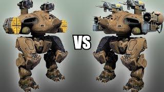 Griffin (Orkans, Pinatas) vs Griffin (Tarans, Magnums) - AnakinTEST #4 | War Robots