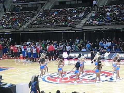2013 Detroit Pistons Open Practice  10.05.13