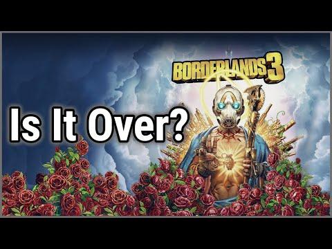 Is Borderlands 3 Finished?