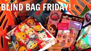 Blind Bag Friday! #4 The Simpsons Figural Keyring, Littles Pet Shop Series 3 & Hot Wheels Mystery!