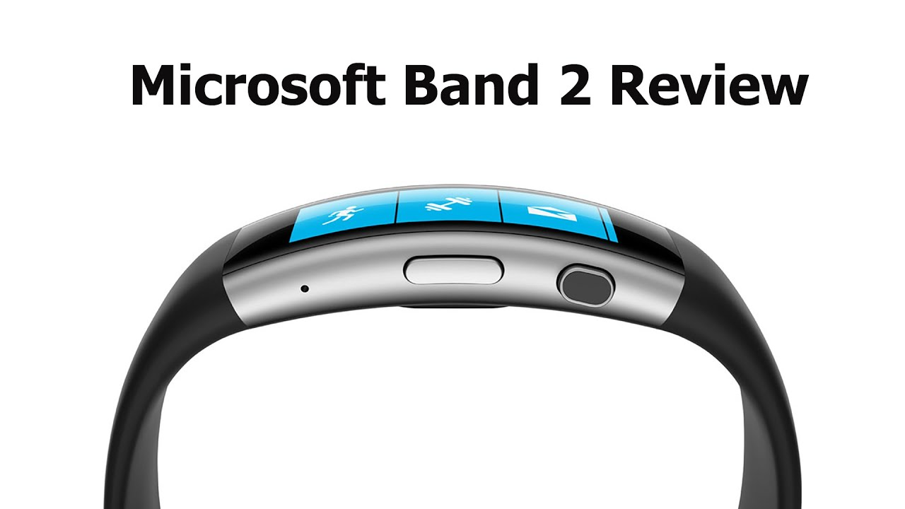 microsoft band 2 review youtube. Black Bedroom Furniture Sets. Home Design Ideas