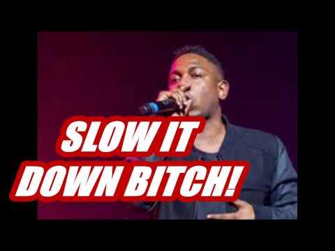 Kendrick Lamar  HOC SLOWED