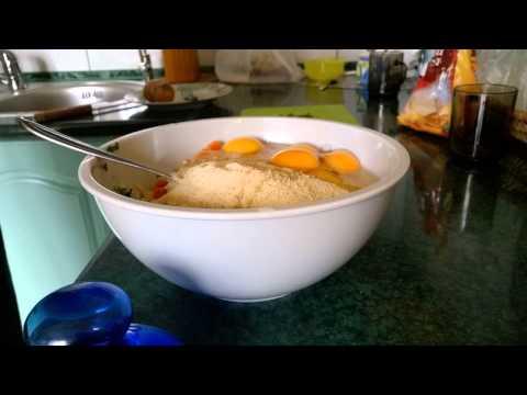 Jak zrobić domowy pasztet z cukinii