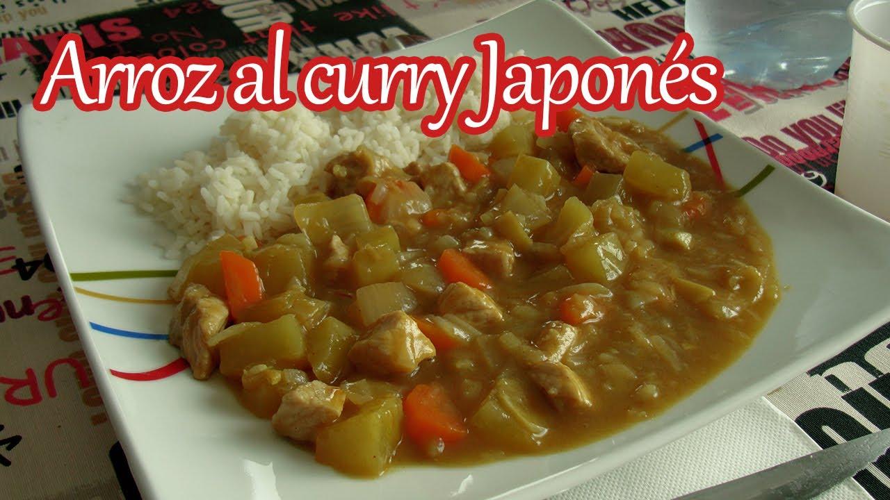 Como hacer pollo al curry japon s kare rice youtube for Como cocinar pollo al curry