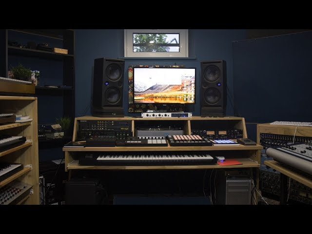 REC n°9 - Home Studio Tour 2019 (Partie 1)