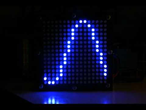 16x16 led-matrix