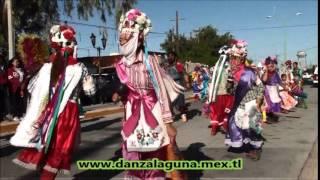 """Danza de La Campana, Dgo. """"El Chupacabras"""""""