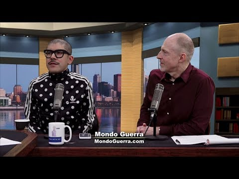 Mondo Guerra wants you to Dine Out for Life on April 26th