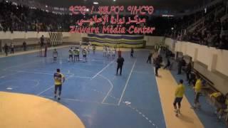 الجزيرة  زوارة 3 : 1 الأهلي طرابلس الدوري الليبي الممتاز للكرة الطائرة
