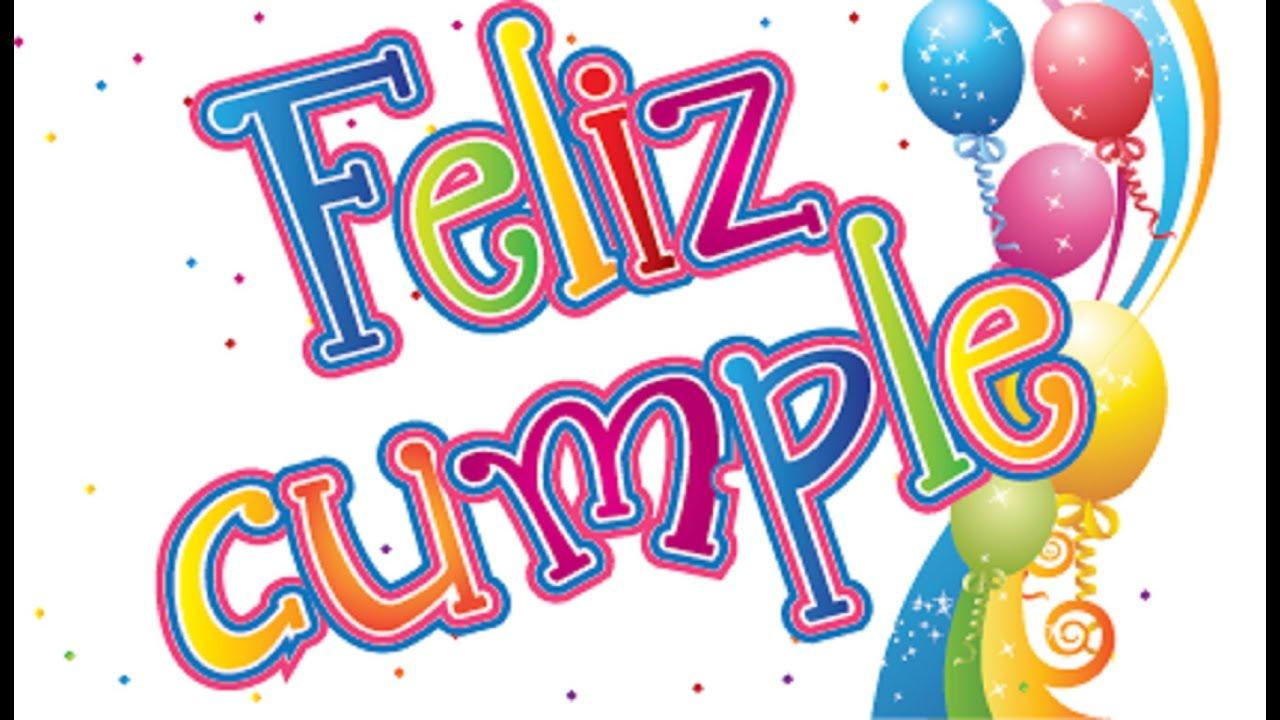 Cancion Cumpleanos Feliz Original En Espanol.Cumpleanos Feliz Cancion Original En Espanol Youtube