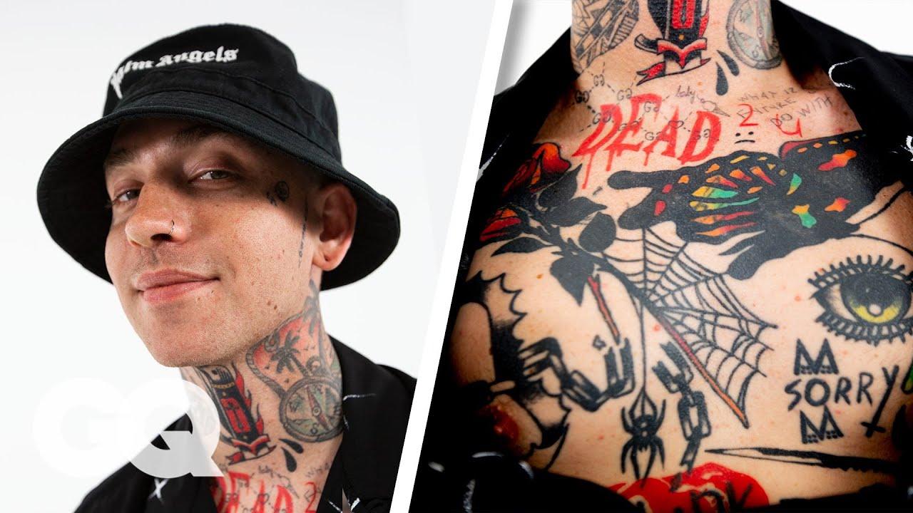 blackbear Breaks Down His Tattoos