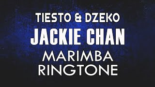 Latest iPhone Ringtone - Jackie Chan Marimba Remix Ringtone - Tiesto