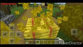 Achei uma vila abandonada,Minecraft Survival-MANERINHO GAMES