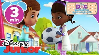 Boomer das Ball - Doc McStuffins | Disney Junior Kurzgeschichten