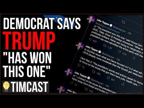 """Trump Has """"Won This One,"""" Democrats Angry And Defeated According To CNN"""
