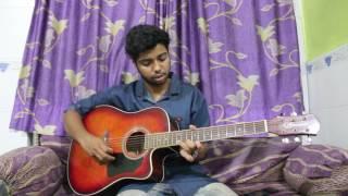 Hamari adhuri kahani - Title song | Arijit Singh | Guitar cover