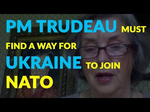 Canada must find a way for Ukraine to join NATO at Warsaw Summit 2016