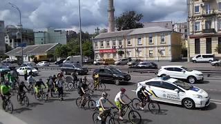 Экстрим вело-тур субботнего дня велодень 2018 -3