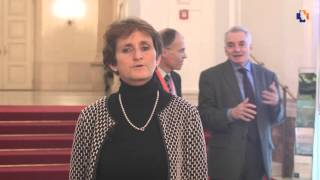 ECNR 2015: Interview with Karin Diserens