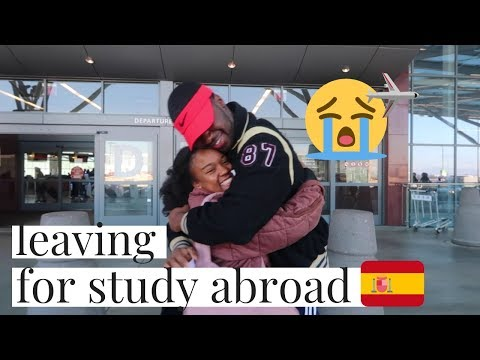 ARRIVING IN MADRID! | Spain Study Abroad Vlog #1