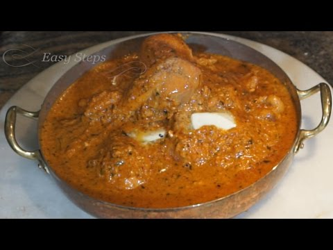 authentic-butter-chicken-curry-|-buttery-chicken-drumsticks-|-delicious-makhni-murga-recipe