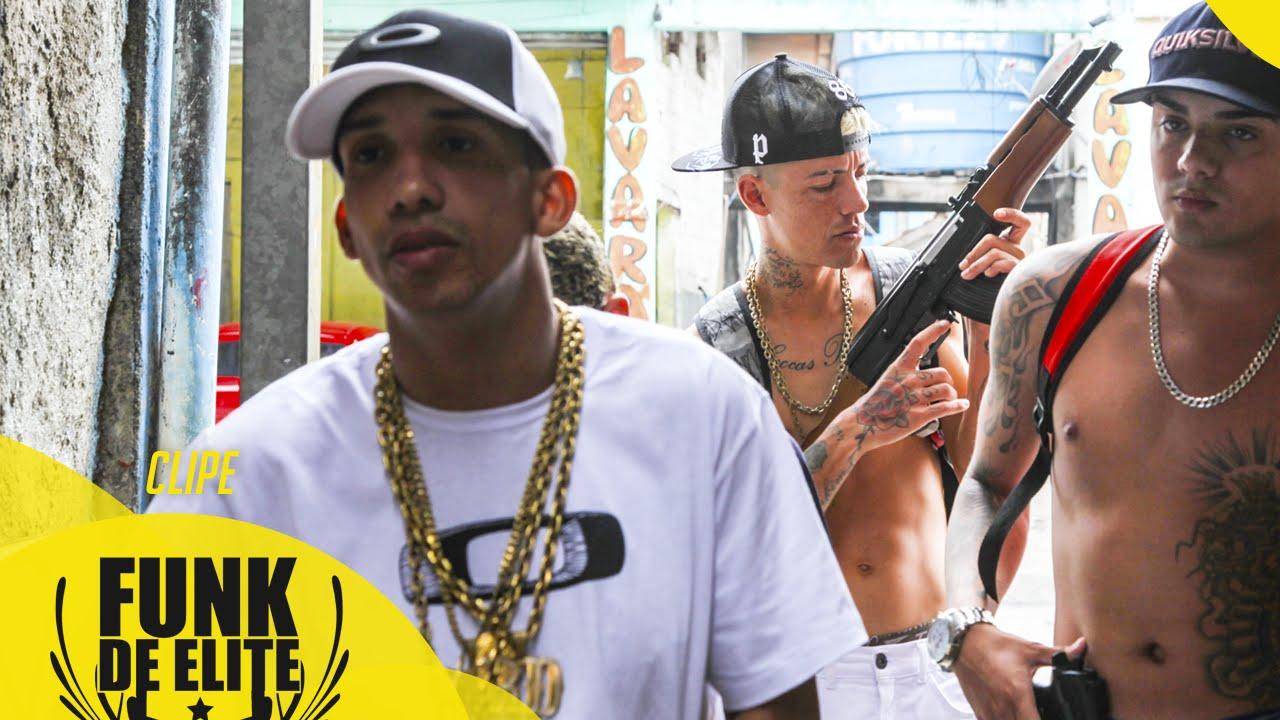 Mc Rodson Favela é Lugar De Paz Videoclipe Oficial Youtube