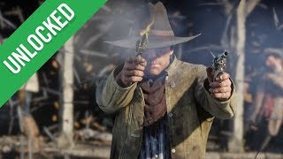 We Saw Red Dead Redemption 2s Mechanics In Action - Unlocked 346