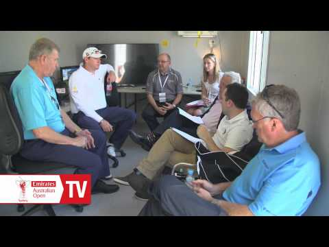 AOTV: Bree Laughlin goes inside the Channel 7 broadcast at the 2013 Emirates Australian Open
