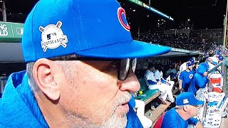 Chicago Cubs Eliminated By LA Dodgers And Five Games