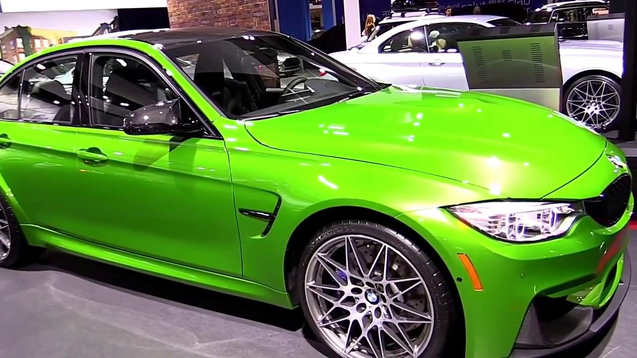 2017 BMW M3 Special Edition Walkaround Review - YouTube