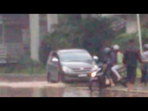 Banjir Jakarta - Bank Indonesia