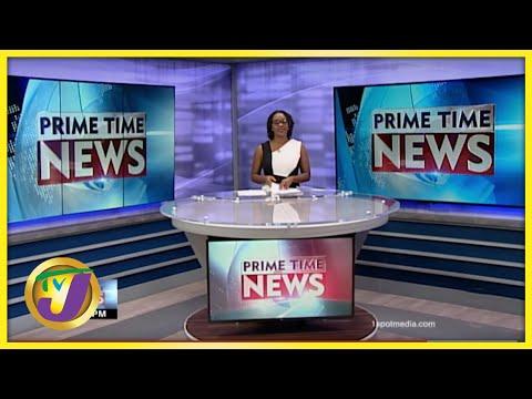 Jamaica News Headlines   TVJ News - July 12 2021