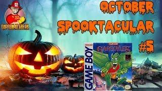October Spooktacular #5: Gargoyle's Quest | Captain Algebra