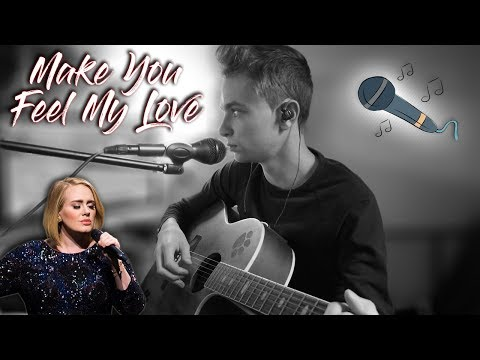ADELE - Make You Feel My Love (Cover) - Matthew Clark