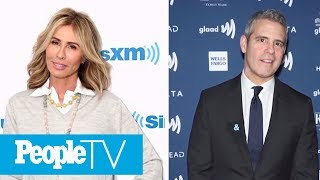 Carole Radziwill Explains Her Andy Cohen Diss, Says RHONY Was 'Getting Darker And Darker' | PeopleTV