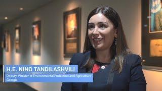 Voices from APFSD 2019: H.E. Nino Tandilashvili