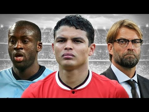 Transfer Talk | Thiago Silva to Manchester United?