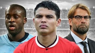 Transfer Talk | Thiago Silva to Manchester United?