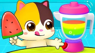 Baixar Rainbow Ice Pop - Colors Song | Vegetables Song | Learn Colors | Nursery Rhymes | Kids Songs|BabyBus