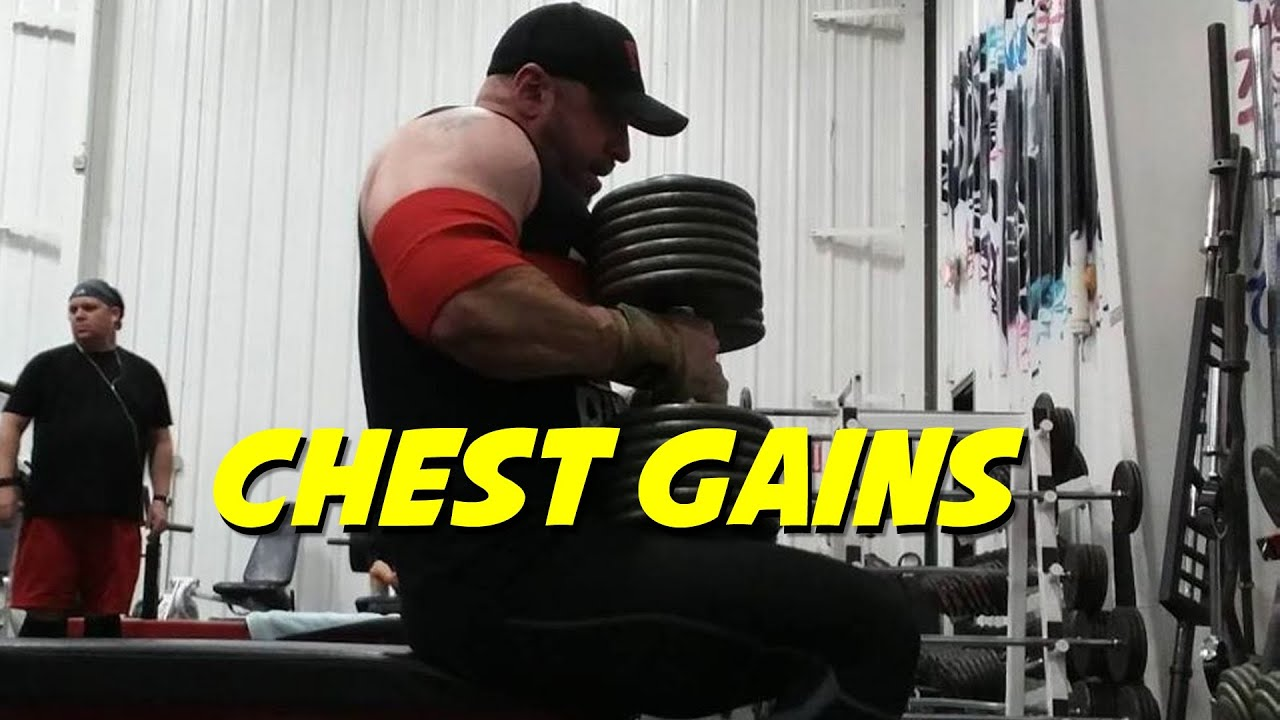 Help! My Chest and Triceps Workouts SUCK (Weak Endurance