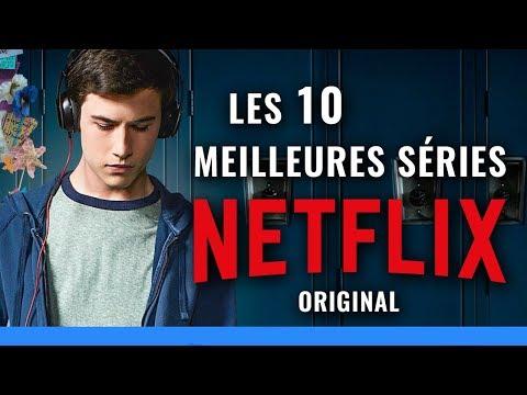 10 Meilleures séries Netflix Original – Bande annonce en streaming