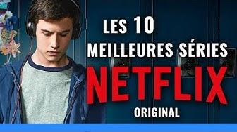 10 Meilleures séries Netflix Original – Bande annonce