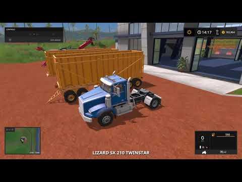 Farming Simulator 17 new platinum edition first play