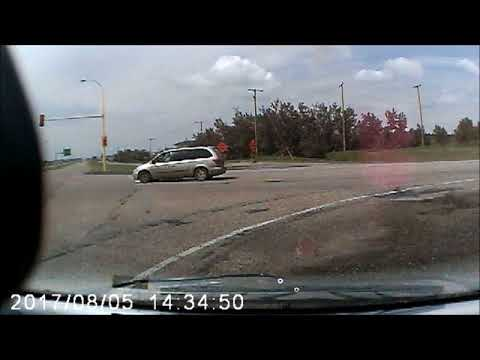 August long weekend dashcam time lapse