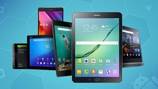 Top 5 Best Tablets for 2017