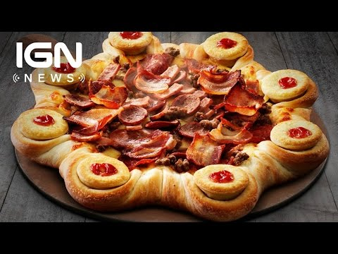 Australian Pizza Hut Launches Sarlacc Pit Of Pizza - IGN News