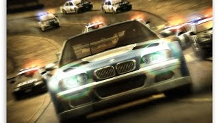 Need For Speed Most Wanted Black Edition Persecución Final PC